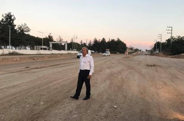 Osmaneli ilçesindeki E5 bölünmüş yol inşaatı hızla ilerliyor
