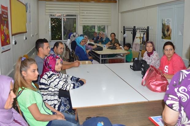 Yenişehir'de hasta bakıcılığı kursu