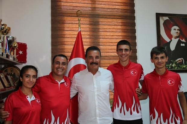 Toroslar'ın Bocce Takımı, Türkiye'yi Avrupa ve dünyada temsil edecek