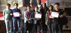 MEÜ'nün genç gitaristleri Romanya'dan ödüllerle döndü