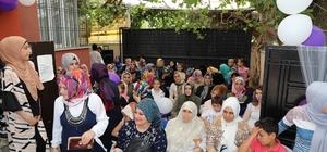 Kur'an-I Kerime geçen öğrencilere taç giydirme töreni yapıldı