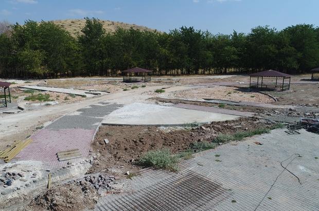 Bozova'ya yeni kent parkı