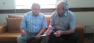 -Memur-Sen heyeti taleplerini  Kayseri Milletvekillerine iletti