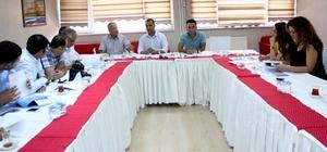 Van'da halk eğitim merkezi müdürleri toplantısı