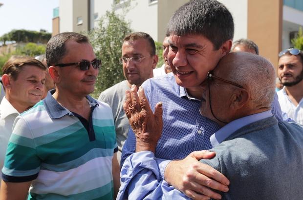 Büyükşehir Belediyesi'nden Alanya'da hasta yakınlarına 600 yataklı otel konforunda tesis
