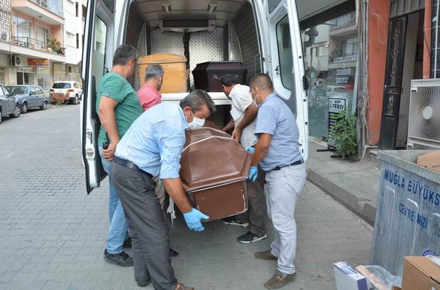 Ortaca'da şüpheli ölüm