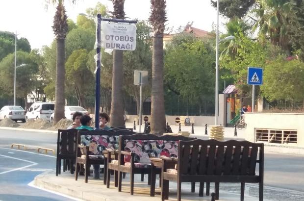 Ortaca'da cadde işgali tepki çekti