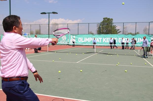 Serena Williams, Maria Sharapovalar Erzurum'da yetişecek