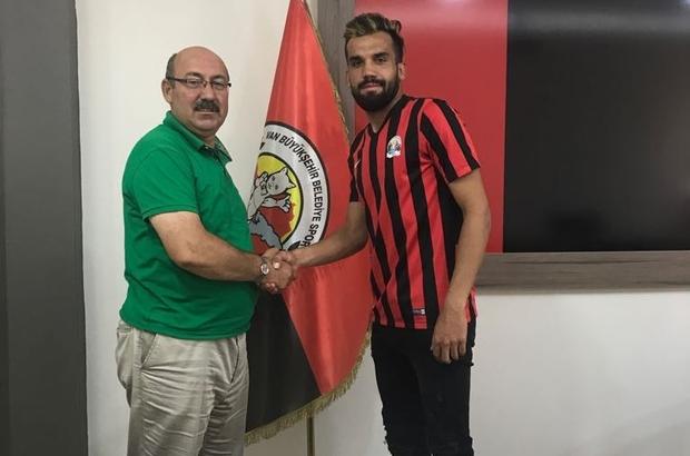 Van Büyükşehir Belediyespordan 2 transfer daha