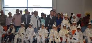 Iğdır Devlet Hastanesinden toplu sünnet töreni
