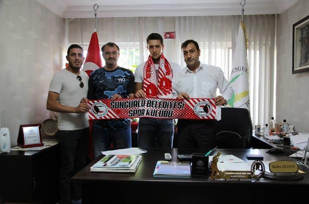 Sungurlu Belediyespor'da hedef 1. Lig