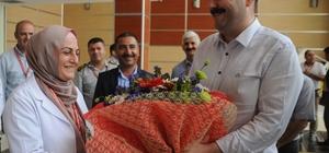 Aydınlık, Cizre Devlet Hastanesinde incelemelerde bulundu