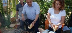 Gülüç Belediyespor Yaz Futbol Okulu kapanışı mangal partisiyle yaptı