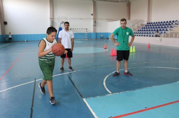 Büyükşehir basketbolda yıldız adaylarını seçti