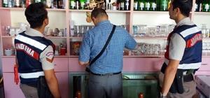 Kırklareli'nde sahte içki operasyonu