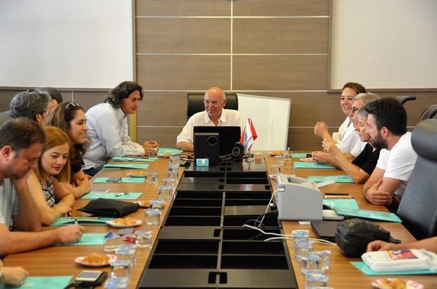 Süleymanpaşa Vizyon Planı toplantıları turizm sektörü ile başladı