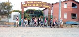 Başkan Doğan'dan personel çocuklarına kamp