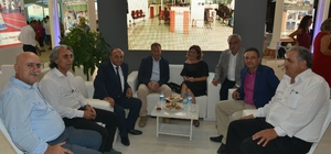İzmir'deki belediyeler İzmir Fuarında yerini aldı