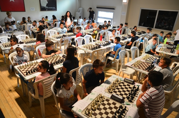 3'üncü Satranç Turnuvası başladı