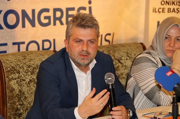 """AK Partili Görgel; """"Teşkilatlar arasında Kahramanmaraş Türkiye'de uyumlu illerden biri"""""""