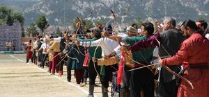 Kütahya Geleneksel Germiyan Türk Oyunları Festivali başladı