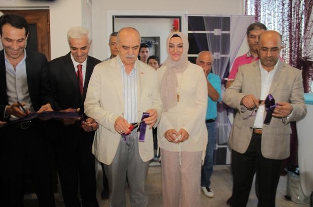 KOSGEB desteği ile cilt bakım merkezi açtı