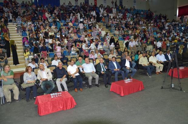 Eskişehir Birlik Vakfının yaz okulu kapanış ve sertifika programı
