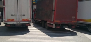 Duyarsız sürücüler yayaların hayatını zorlaştırıyor