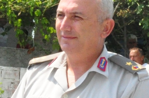 Milas'a yeni jandarma komutanı