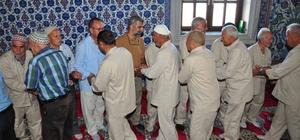 Manavgatlı hacı adayları, dualarla uğurlandı