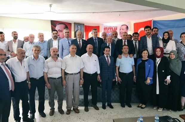 AK Parti İlçe Teşkilatı'nda Selami Gaffar dönemi