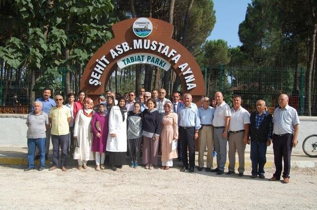 Ceritoğlu ve Karadağ'dan Osmancık çıkarması