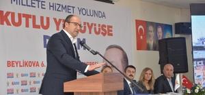 AK Parti'de Eskişehir teşkilatında kongre heyecanı başladı