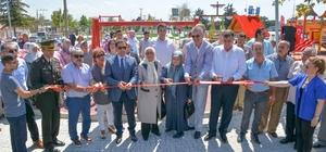 Karacabey'in yeni yüzü açıldı