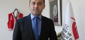 Aile ve Sosyal Politikalar İl Müdürlüğü Kayserinin yaralarını sarıyor