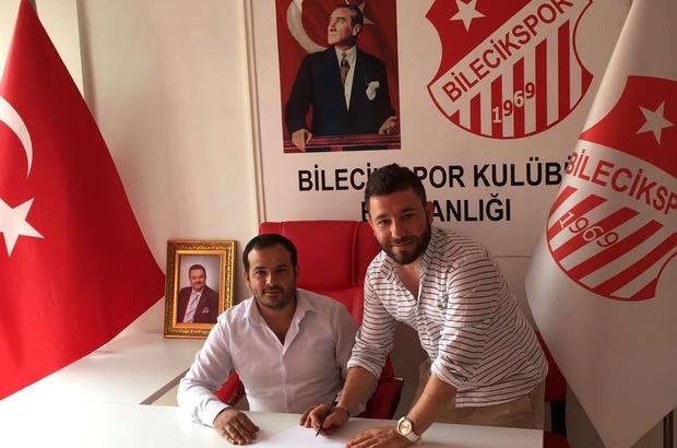 Tecrübeli oyuncu tekrar Bilecikspor'da