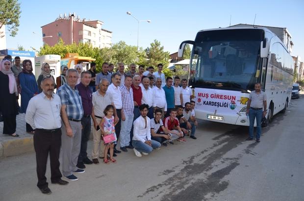 Muş'ta 'Kardeş Şehirler' projesi