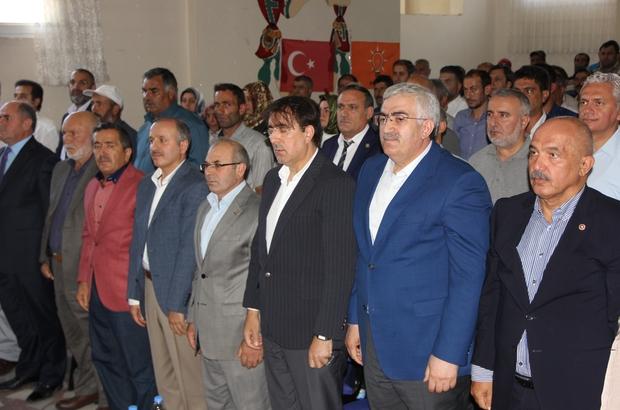 AK Parti'de kongre heyecanı başladı