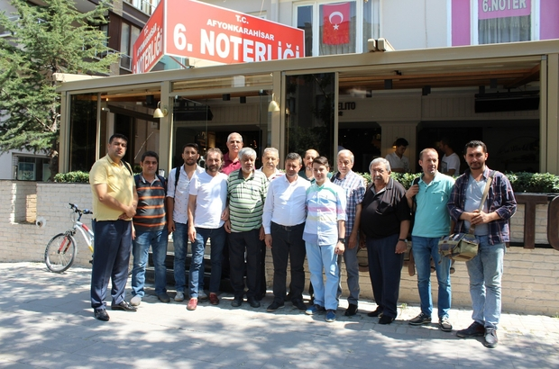 AFJET Afyonspor Yönetim Kurulu Üyesi Kumartaşlı'dan şehre birlik çağrısı