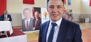 AK Parti'de Topsakal güven tazeledi