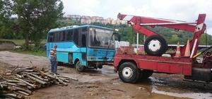 Hurda araçlar kaldırılıyor