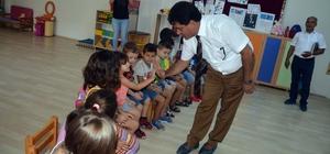 Başkan Gül okul ve belediye çalışmalarını inceledi