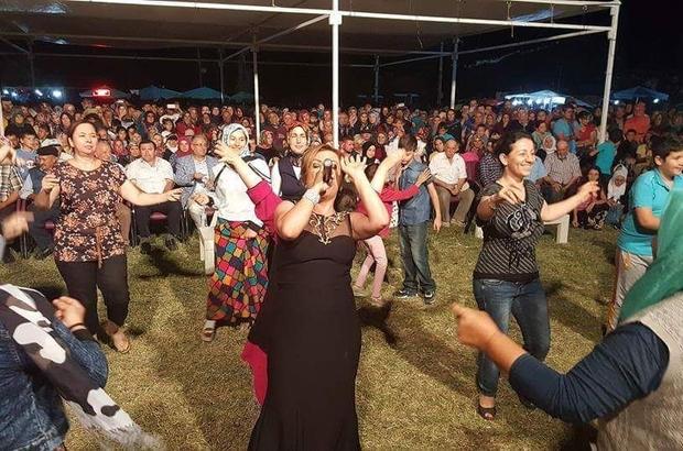 Gediz Yenikent'te festival coşkusu