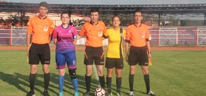 Genç Kızlar Futbol Şampiyonasının ikinci günü tamamlandı