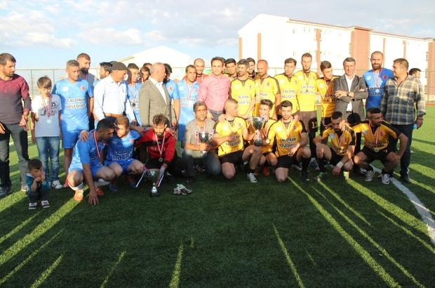 15 Temmuz Zaferi Esnaflar Arası Futbol Turnuvası