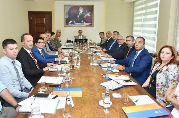 Mersin'de SODES'in 6 güdümlü projesine 10 milyonluk bütçe