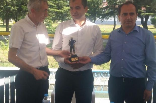 THK Çaycuma Şubesi, Eskişehir'deki tesisleri gezdi
