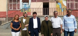 AK Parti okul inceledi