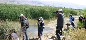Elazığ'da fotosafari etkinliği