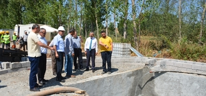 Zile'de jeotermal sıcak su sondajı